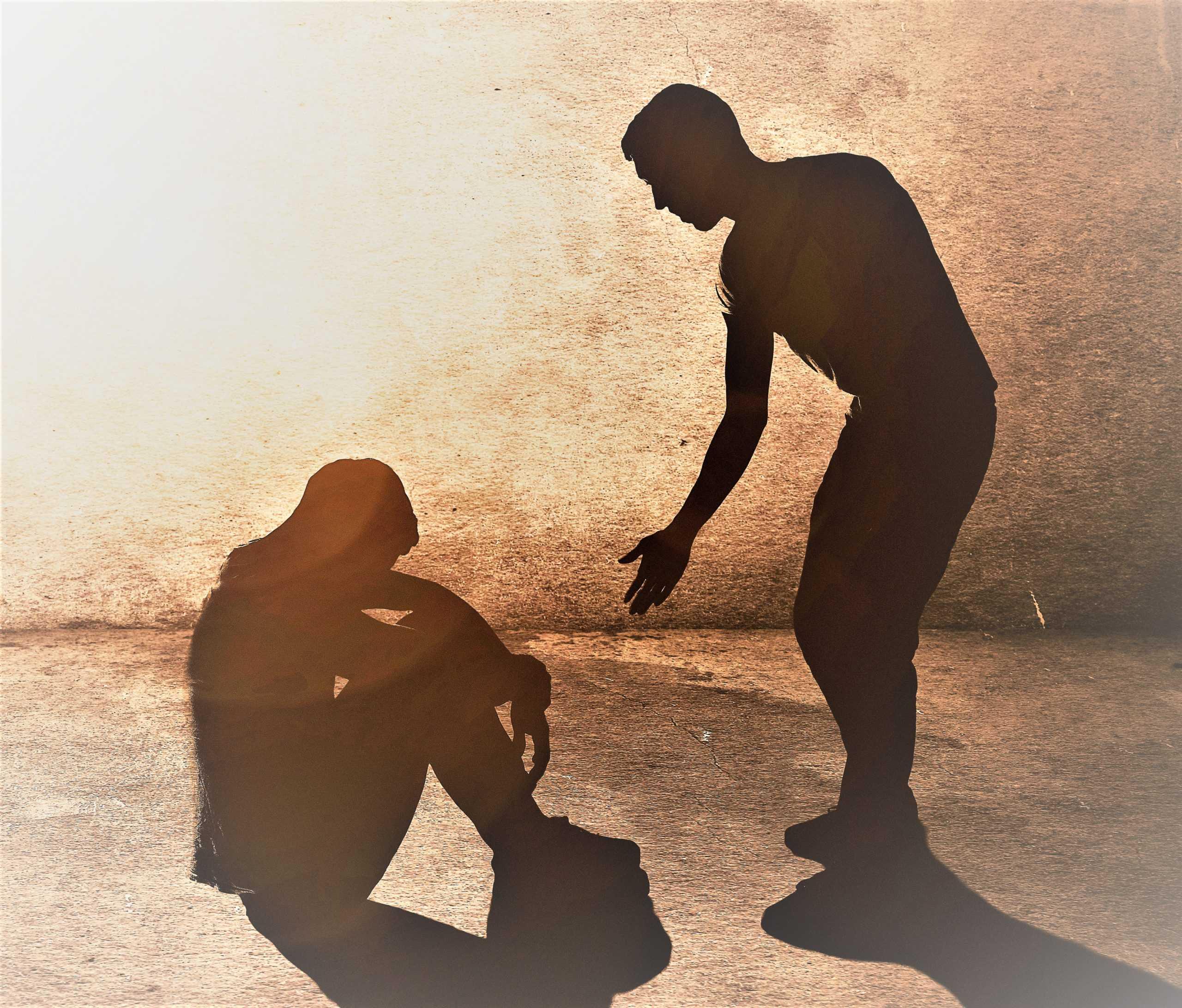 Помощь людям, попавшим в трудную жизненную ситуацию