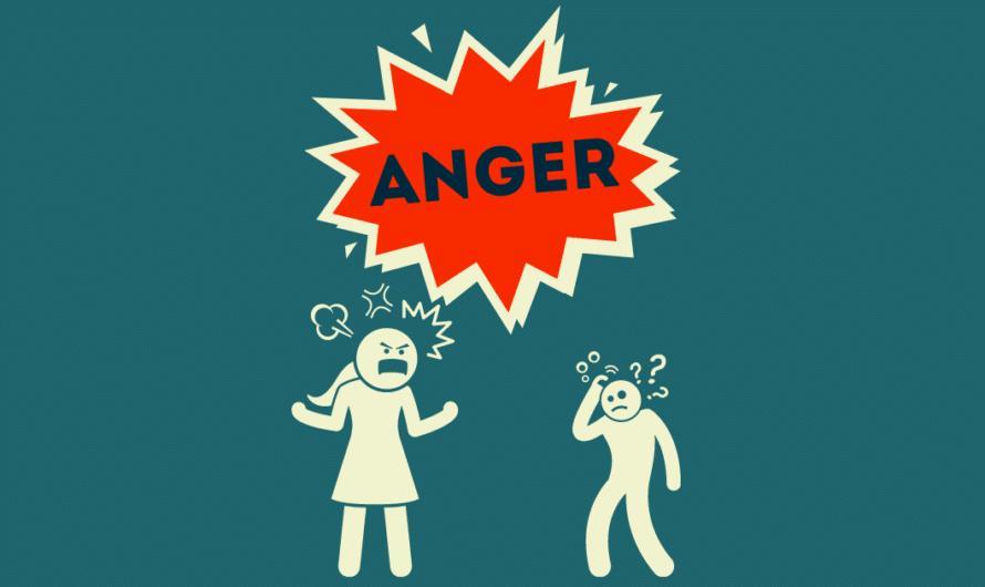 Гнев — это нормально