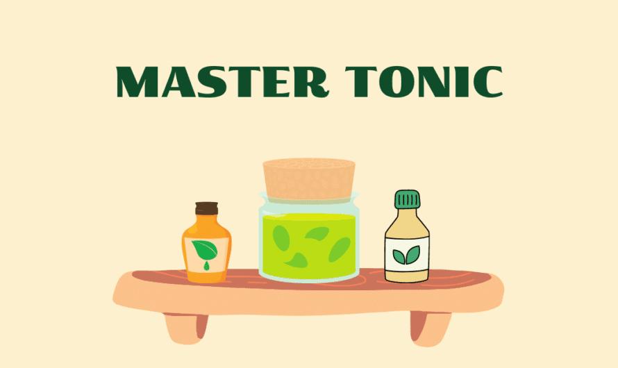 Master Tonic: народное средство для укрепления иммунитета