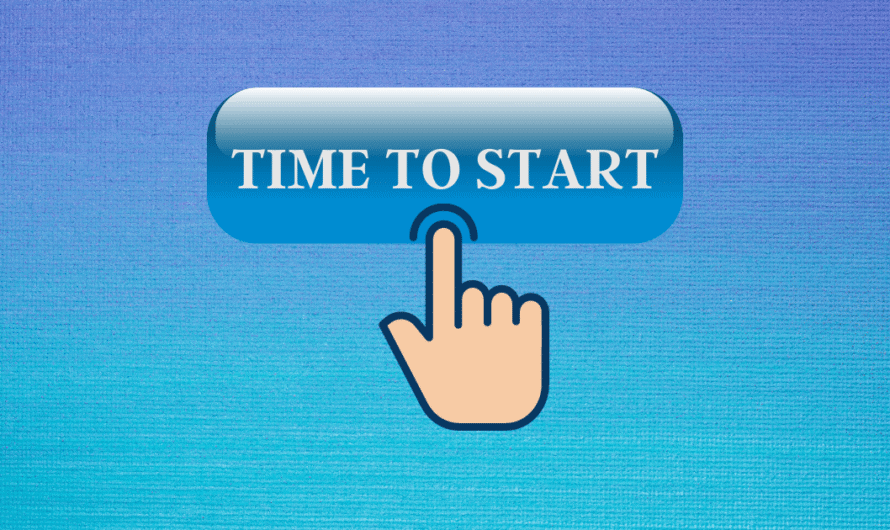 Остановка на действие: как начать действовать